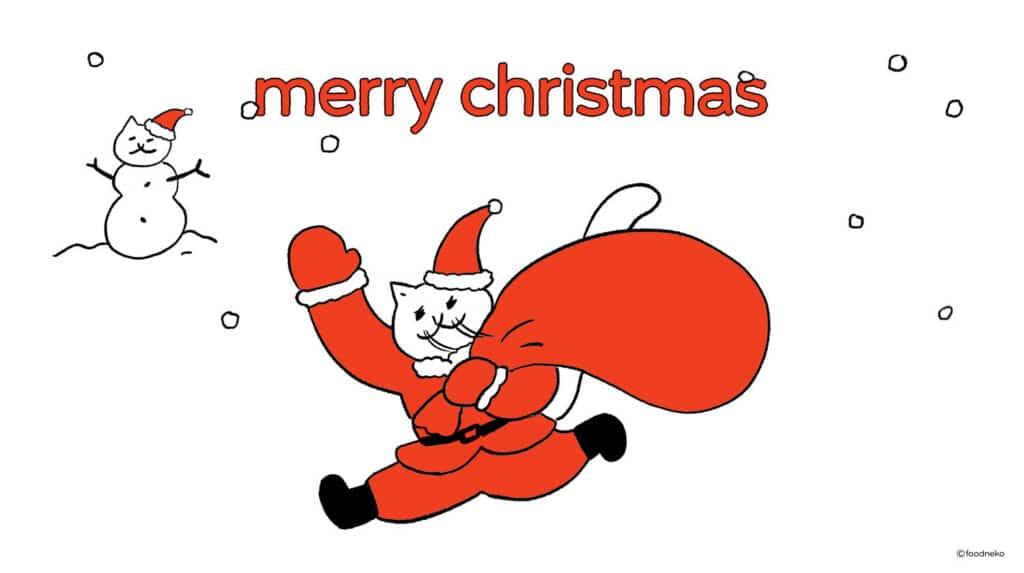 サンタさんのおネギさん